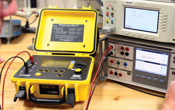 High Voltage & Resistance Calibrations