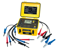 Megohmeters & Insulation Testers