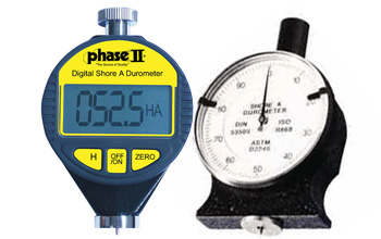 Durometer Calibrations Now Available