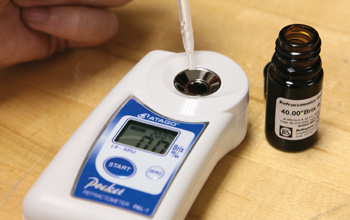 Refractometer Calibrations